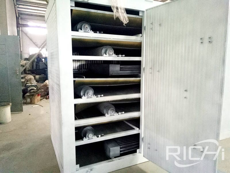 Cooling and Stabilizing Equipment
