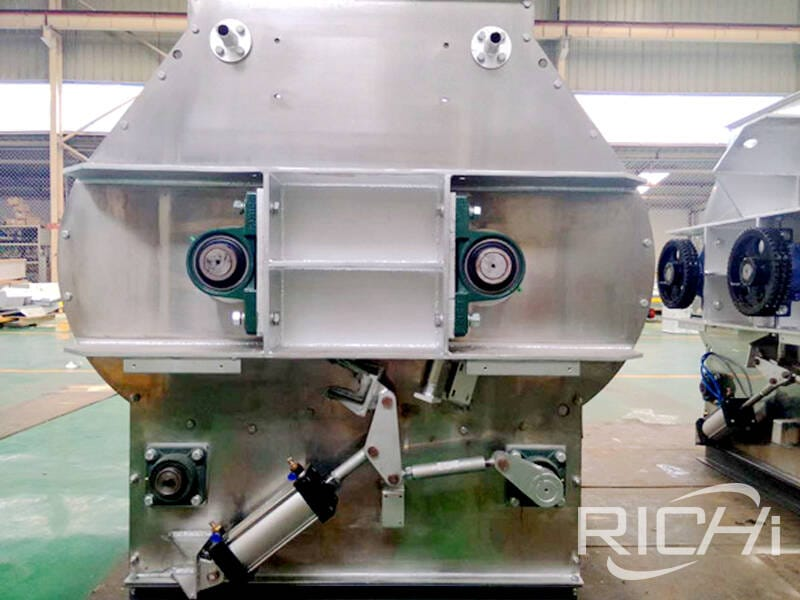 tainless Steel Feed Mixer