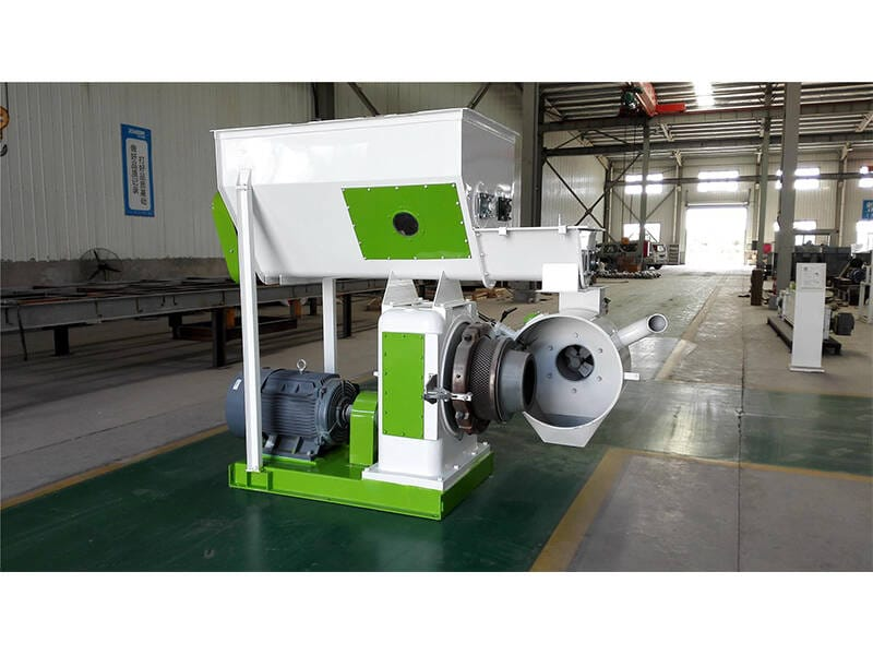 3-4T/H Organic fertilizer granule machine