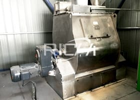 5T/H Computer Batching Powder Production Line In Kenya