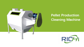 Pellet Cleaning Sieve