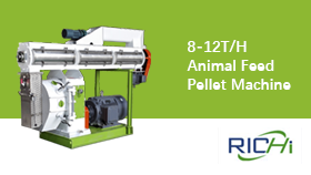 SZLH420 Animal Feed Pellet Machine
