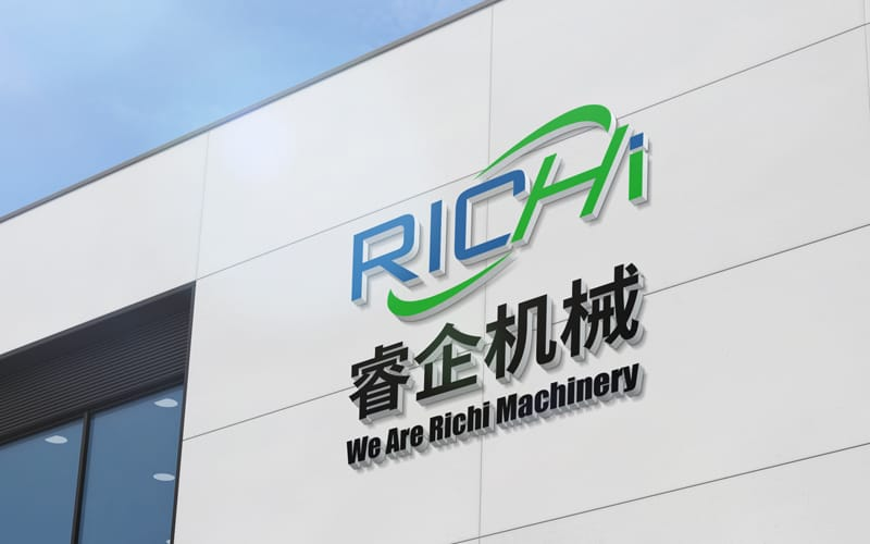 We Are Richi Mchinery,We From China