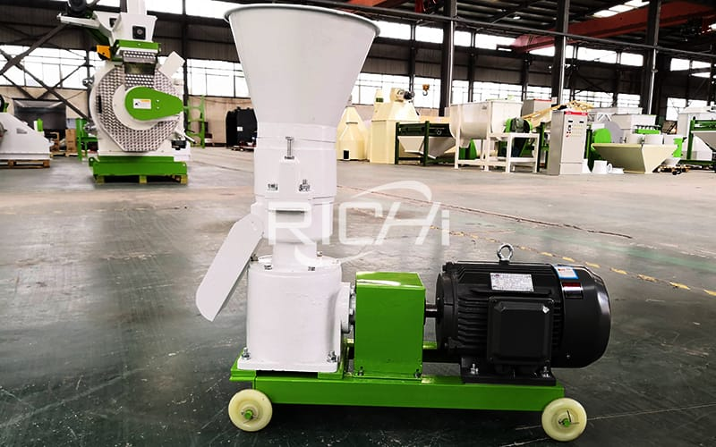 chicken feed pellet mill