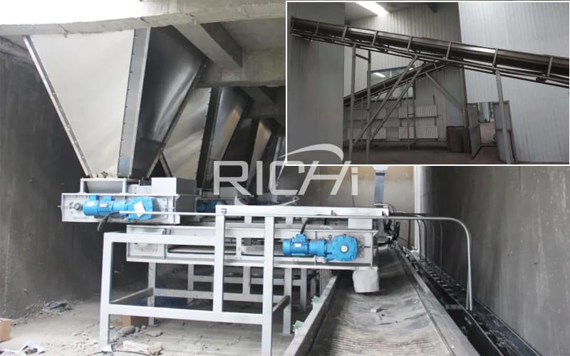 factory price chicken manure organic fertilizer pellet making machine