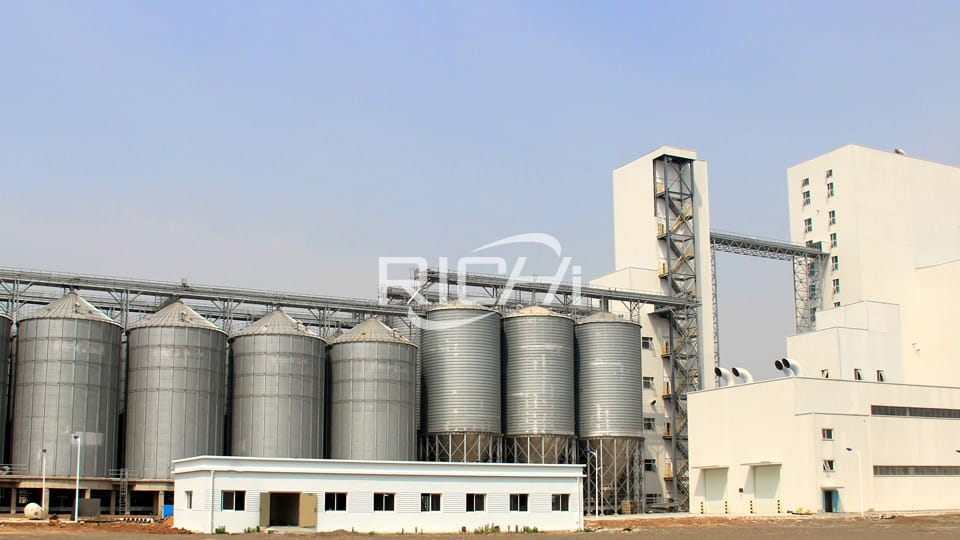 animal chicken poultry fish livestock feed production line