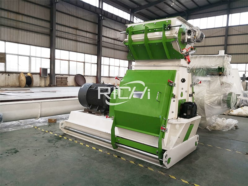 china factory poultry fodder grinder crop crusher machine for sale