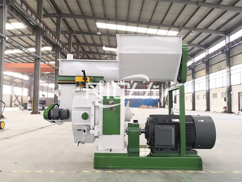 China factory offer new design pellet production line