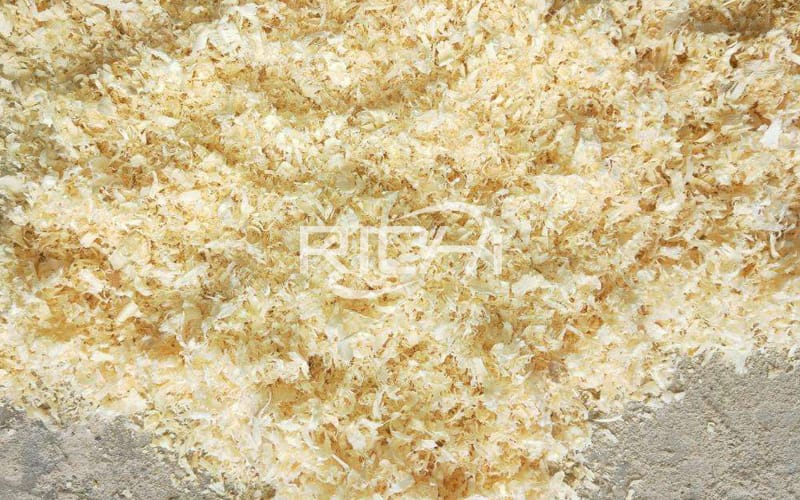 industrial biomass pellet making machines