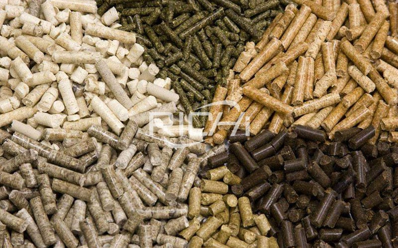 small livestock feed pellet manufacturing plant for animal feed