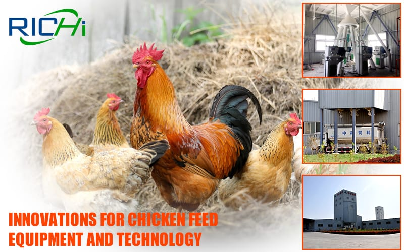 animal poultry broiler bird cow fish duck feed pellet milling machine