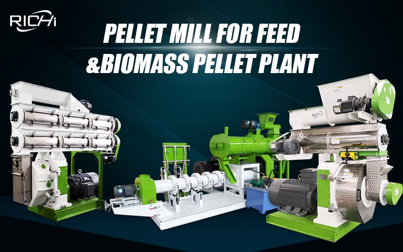Chicken cattle sheep poultry and livestock pellet feed machine price