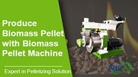 How to Produce Biomass Pellets with Biomass Pellet Machine