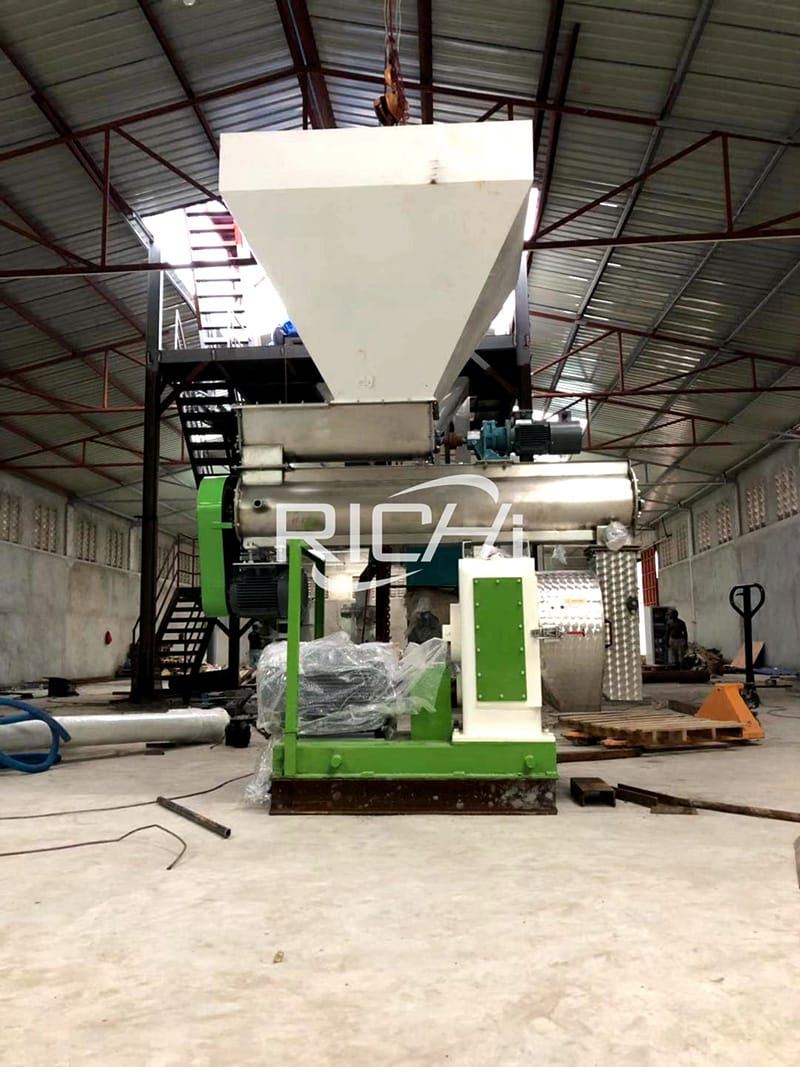 factory price animal poultry livestock feed mill equipment