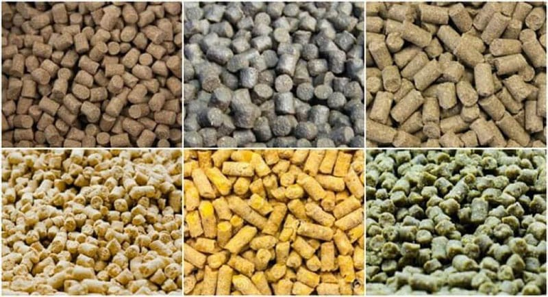 poultry animal feed pellet mill feed making plant