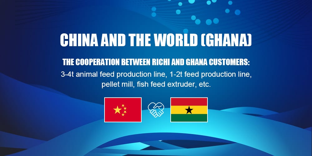 plant for manufacturing animal feed Ghana