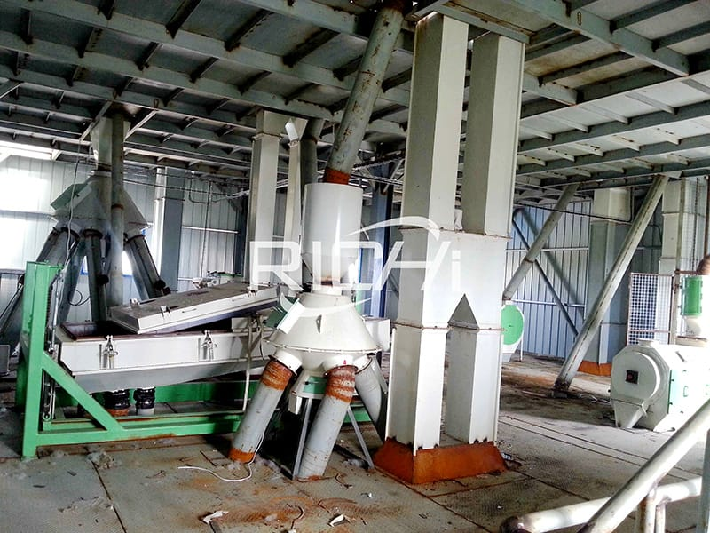 dog chicken cattle goat use food mill animal feed pellet plant
