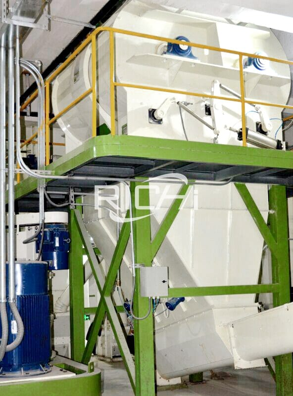 machinery for production of quality poultry feed