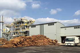 RICHI Wood Pellet Production Line